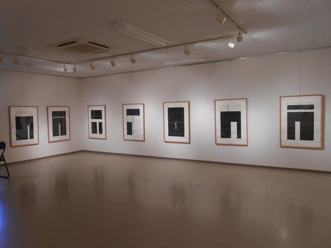 ギャラリー「ぜん」でのコレクション展